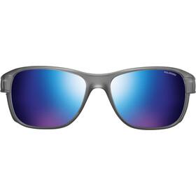 Julbo Camino Polarized 3CF Aurinkolasit, matt black/black/grey flash blue